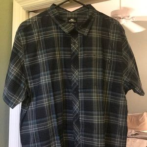 Xxl O'Neil burton up s/s shirt. Never worn